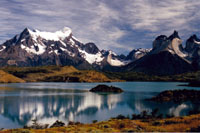 Photo of Tierra del Fuego in South America