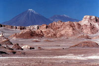 Atacama desert, Chile and Argentina